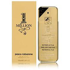 Paco Rabanne 1 Million Men Eau de Toilette for sale online 1 Million For Men, One Million Paco, Paco Rabanne, Good Girl, Perfume Oils, Perfume Bottles, Boss Bottled, Versace Man Eau Fraiche, Best Perfume For Men