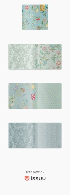 Pip Studio - Wallpaper collection  Pip Studio in co-operation with Eijffinger