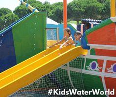 #KidsWaterWorld #WaterWorldParc