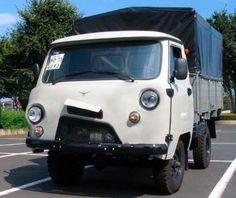 I pity this truck, I really do. Like it has truck elephantiasis...