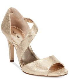 a97755c9653 Alfani Mavida Dress Sandals - All Women s Shoes - Shoes - Macy s