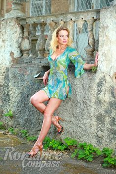 Date Ukraine single girl Olga: grey eyes, blonde hair, 34 years old|ID91361