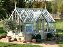 Stunning Alitex National Trust  greenhouse collection