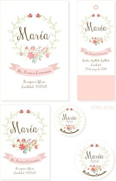 Communion Invitations, Budget Planer, Baptism Party, Ideas Para Fiestas, First Holy Communion, Communion Dresses, Baby Birthday, Baby Cards, Christening
