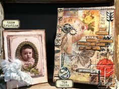 Scrapbooker's Paradise Blog: NEW this week  - Tim Holtz!