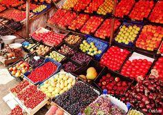 Fruit shop by * Özkan on 500px