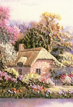 close-up detail Swan Cottage