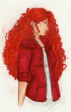 Scarlet by artcactus