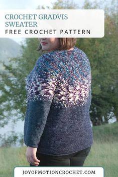 2093 Best Crochet Sweatersjackets Images In 2019 Crochet Patterns