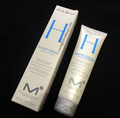 Review: Hand Cream with City Filter - Faby