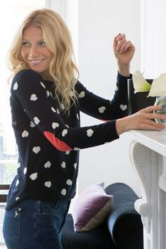Gwyneth Paltrow Chinti And Parker Jumper Collection Goop