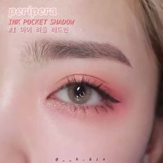 makeup will not stay on makeup for hazel eyes eye makeup with black dress makeup hashtag makeup artist makeup asian eye makeup tutorial makeup items Korean Makeup Look, Korean Makeup Tips, Asian Eye Makeup, Korean Makeup Tutorials, Eyebrow Makeup, Asian Makeup Videos, Korean Beauty, Eyeshadow Tutorials, Makeup Eyeshadow