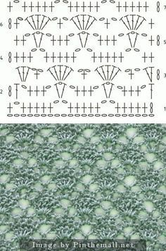 Lace Crochet Ground Stitch With Diagram In 2020 Crochet Stitches Diagram Crochet Stitches Lace Crochet Lace Pattern