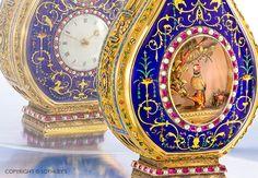 WtheJournal - Record sale for a Jaquet Droz antique piece at $2,530,000