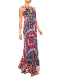 Vestido Xiemg Original - Adriana Barra - Vermelho  - Shop2gether
