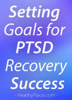 Setting goals for PTSD recovery can be slowed by unrealistic expectations and the resulting frustrations Learn a way to set realistic goals for your recovery PTSD post t. Trauma Therapy, Cognitive Behavioral Therapy, Therapy Tools, Frustration Quotes, Trauma Quotes, Mental Health Facts, Ptsd Recovery, Ptsd Symptoms, Psychology