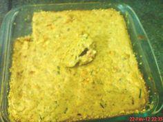 Torta Salgada de Sardinha - Receita