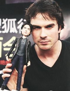 I love this man  just Ian somerhalder #tvd