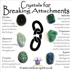 Crystal Set for Breaking Attachments