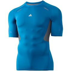 adidas Men's Techfit Preparation Short Sleeve Tee | adidas UK