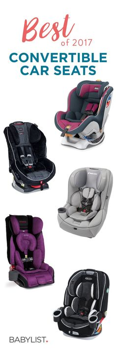 Once your baby outgrows its infant seat, you\'ll need a convertible car seat as they grow.