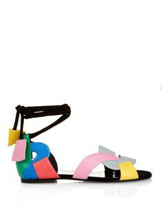 Atelier leather sandals | Pierre Hardy | MATCHESFASHION.COM