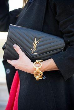 Jimmy Crystal New York Women's Baroque Clutch Black Ysl Handbags, Handbags On Sale, Luxury Handbags, Fashion Handbags, Purses And Handbags, Fashion Bags, Fashion Fashion, Cheap Purses, Purses For Sale