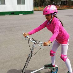 Trikke ride with my little girl.  #letsgetyoufree #kids #picoftheday #stayathomedad #entrepreneur #life #fam #8fm #familyfirst #lovemyfamily #ninjadad