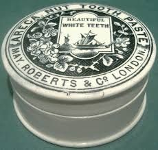 Image result for toothpaste pot lids