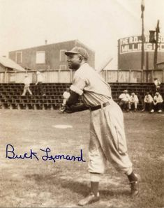 """http://triangleartsandentertainment.org/wp-content/uploads/2013/04/buck-leonard.jpg - Walter F. """"Buck"""" Leonard and Jackie Robinson: Baseball Legends - IMAGE: Walter F. """"Buck"""" Leonard. IMAGE CREDIT: N.C. Museum of History    Like baseball legend Jackie Robinson, whose story is told in the movie """"42,"""" North Carolina's Walter F. """"Buck"""" Leonard was an outstanding athlete. Leonard played baseball in the Negro National League during... - http://triangleartsandente"""