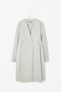 COS | Structured wool coat