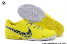 Nike Bomba Finale II T5 (Yellow/Black/White) Cleats