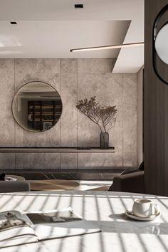 Home Interior Decoration Ideas Contemporary Interior Design, Modern Interior, Interior Architecture, Interior And Exterior, Contemporary Style, Interior Design Living Room, Living Room Designs, Interior Decorating, Living Room Decor