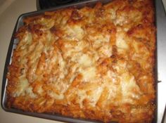 Perfect Easy Baked Ziti Recipe
