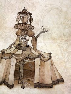 Design could be for that flapping dress thing? The Living Circus by tyleramato on DeviantArt Dark Circus, Circus Art, The Circus, Night Circus, Circus Tents, Circus Cakes, Character Concept, Character Art, Concept Art