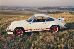 1973 - Porsche 911 Carrera 2.7 RS