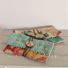 kantha bag | vintage kantha | patchwork | roxy creations | kantha pouch | multi use bag | bohemian bag | boho