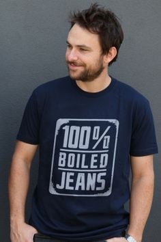 charlie day is absolutely adorable