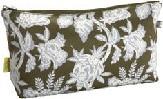 Amy Butler Carried Away Large Accessory Bag,Tropicali Tea Leaf,one size Amy Butler. $38.95