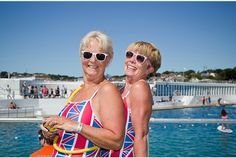 Penzance gave Prince Charles the very warmest of welcomes when he visited the Jubilee Pool earlier today.  Blazing sunshine, soaring temperatures and hundreds of well-wishers thronged not just the...