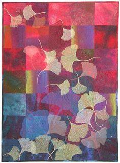 Twenty Seven Gingkos by Ann Fahl