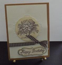 Sheltering Oak Birthday Card http://www.shophandmade.com/store/creationsbysharn/