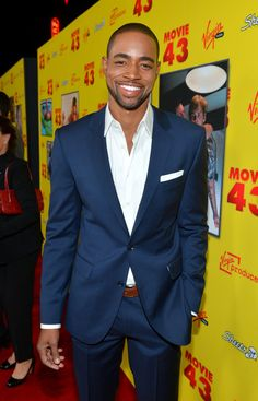 "Actor Jay Ellis attends Relativity Media's ""Movie 43"" Los Angeles Premiere held at the TCL Chinese Theatre on January 23, 2013 in Hollywood, California."