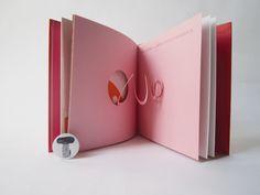 I'm gonna be born, Katsumi Komagata, One Stroke - Pati de Llibres Pop Up Tunnel, Tunnel Book, Booklet Design, Book Design Layout, Up Book, Book Art, Kids Pop, 3d Prints, Vanitas