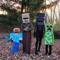Look out for the Creepers