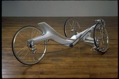 carbon trike - michael beresford.>>> See it. Believe it. Do it. Watch thousands of spinal cord injury videos at SPINALpedia.com