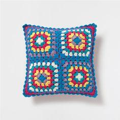 Crochet Kussen - Kussens - Lakens en Hoezen - UITVERKOOP | Zara Home België