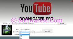 Youtube Downloader Pro Crack (YTD) Full Download Free: Youtube Downloader Pro Crack is really a new software that allows you to Fully download, in addition to convert and play all Youtube videos from Google Video, YouTube, Yahoo etc. Youtube video downloader pro crack is extremely simple for use, You are able to specify the recording …