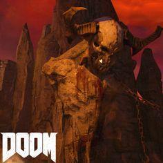 DOOM - Titan , Jeremy Thurman on ArtStation at…