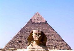 Sphinx, 10500 B.C.